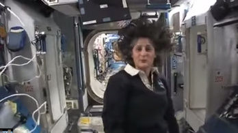 Elégett a Progressz, vécévészhelyzet lehet az űrállomáson