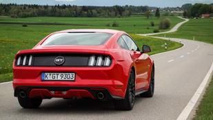 A Mustang, amire már tényleg vágyhatsz