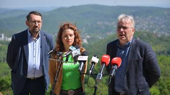 A Normafán talált egymásra a Fidesz és az MSZP