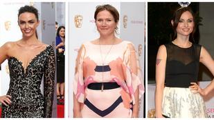 Mi a franc történt a BAFTA díjátadóján?