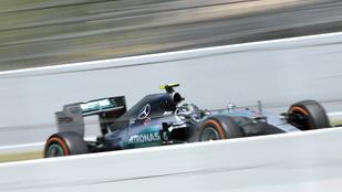 A Mercedes még mindig túl jó