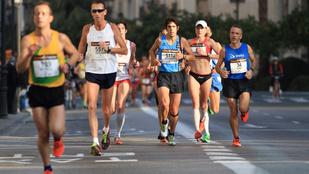 Ezt teszi a testével a maratonfutás