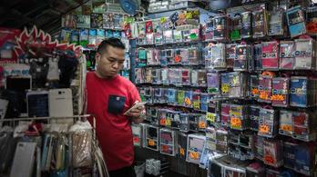 Meglepetés! Rengeteg gyanúsan olcsó telefon rejt vírust
