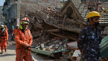 65 embert ölt az újabb nepáli földrengés