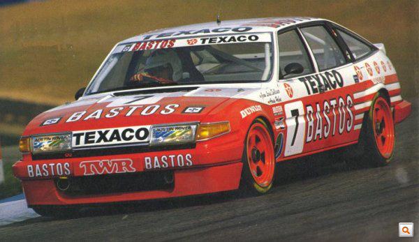 SD1 racer