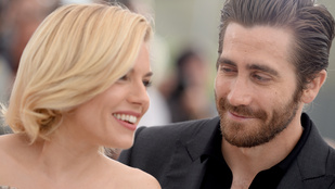 Milyen szép pár Sienna Miller és Jake Gyllenhaal!