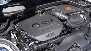 Biztos benzines a Mini JCW?