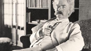 Sosem találja ki, melyik könyvén keresett a legtöbbet Mark Twain