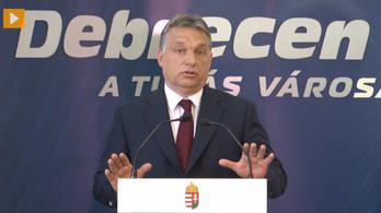 Orbán: Hálás vagyok a magyar homoszexuálisoknak