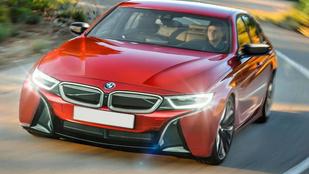 Már beszélnek az új 3-as BMW-ről
