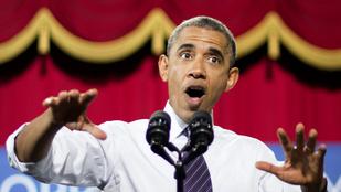 Obamának végre megengedték, hogy twitterezzen!
