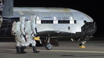 A SpaceX viszi az űrbe a légierő titokzatos űrrepülőjét