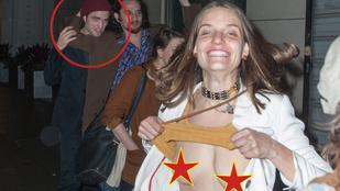 Robert Pattinsont mellvillantással védte meg egyik barátja a paparazzóktól