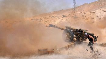 Az Iszlám Állam elfoglalta Palmürát