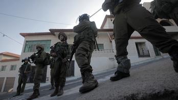 Óriási fegyverüzletet köthet Izrael Amerikával