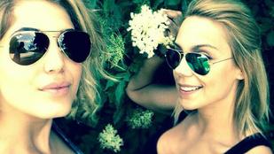 A Barátok közt jónői mellbedobással ünneplik a bodzaszezont