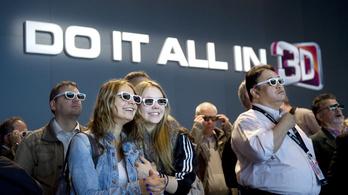 Ezt teszik az agyunkkal a 3D-s filmek
