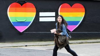 Ma szavaznak az írek a melegházasságról