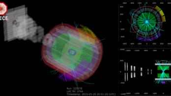 Durván odacsaptak a protonoknak az LHC-ban