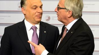 Juncker Orbánnak: Helló, diktátor!