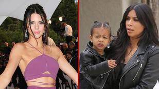 A Kardashian klán megosztva készül a hétvégére