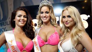BKF-es jónő nyerte a felszolgálólányok szépségversenyét