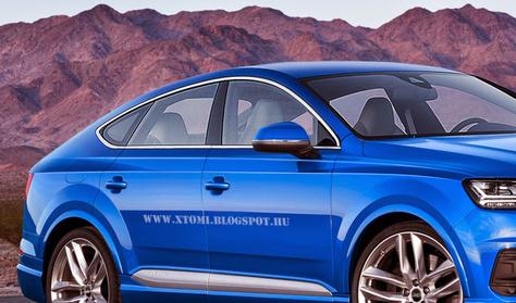 Eldőlt: jön az óriási-Audi!