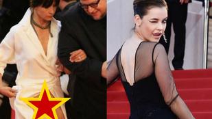 Az Cannes-i filmfesztivál idén még kivillanó bimbók nélkül is izgalmas lett volna