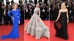 Íme Cannes legjobban öltözött női
