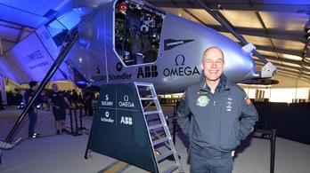 Folytatja útját Nankingból a Solar Impulse 2
