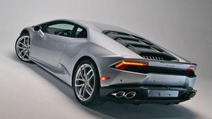 Jön az öthengeres Lamborghini?