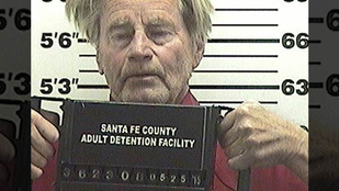 A részeges Sam Shepardé a hét rabosítási képe