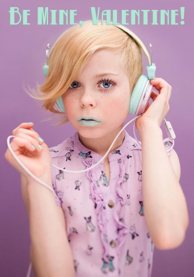 HeadphonesValentine