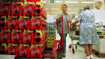 Nem lesz több kétliteres Coca-Cola