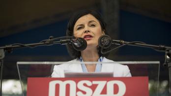 Újra Kunhalmi Ágnes az MSZP budapesti elnöke