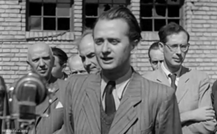 Ortutay Gyula 1945-ben