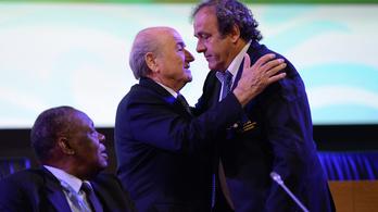 Blatter: Túl késő, már nem mondhatok le