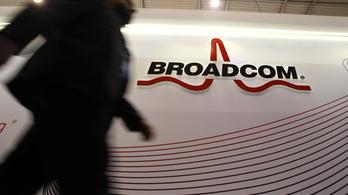 Meglepő gigaüzlet: 35 milliárd dollárért megveszik a Broadcomot