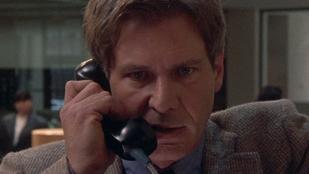 Harrison Ford ismét repülőre ült