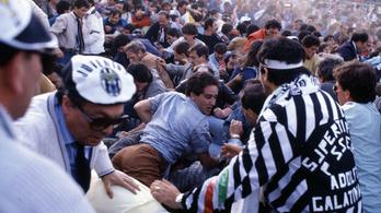 Heysel: a futball legsötétebb katasztrófája