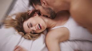 Az ilyen fájdalmakat szünteti meg az orgazmus