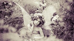 Anya-lánya fotók, melyek megváltoztatták a gyerek életét
