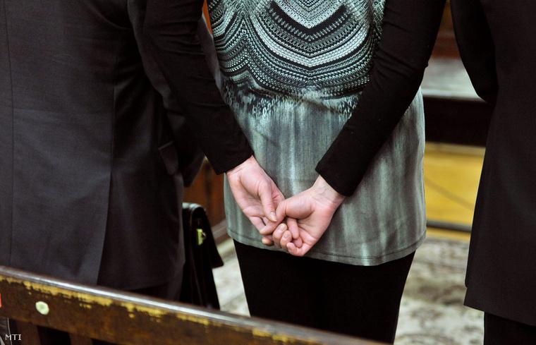 A milliárdos áfa-csalás vádjával indult Eclipse-ügy vádlottjai a bíróságon