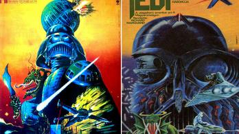 9,5 milliót fizettek a magyar Star Wars-plakátokért