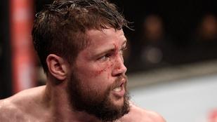 A hónap legvéresebb UFC-meccsei 20 képben