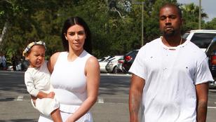 Szavazza meg, mi legyen Kardashianék második gyerekének a neve!