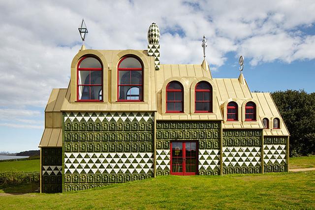 Nem mindennapi projecttel rukkolt elő az egyedi és különleges nyaralókban utazó Living Architecture.