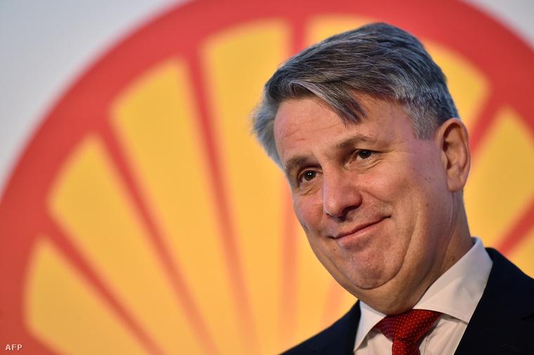 Ben van Beurden, a Royal Dutch Shell vezérigazgatója