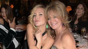 Kate Hudson új hajával még jobban hasonlít Goldie Hawnra