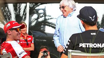 Hogy szerez új faneket az F1-nek? Nem tudom.